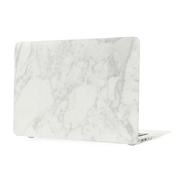 """Мраморный чехол Marble White/White для MacBook Air 11"""""""