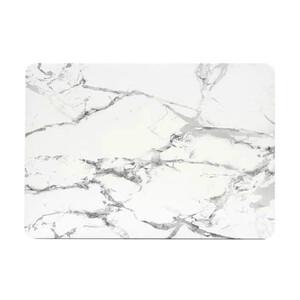 """Купить Мраморный чехол Marble White/Gray для MacBook Air 13"""""""