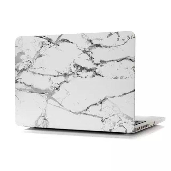 "Купить Мраморный чехол oneLounge Marble White | Gray для MacBook Pro 13"" Retina"