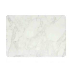 "Купить Мраморный чехол oneLounge Marble White/White для MacBook Pro 15"" Retina"