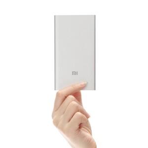 Купить Ультратонкий внешний аккумулятор Xiaomi Mi Power Bank 2 5000mAh (PLM10ZM)