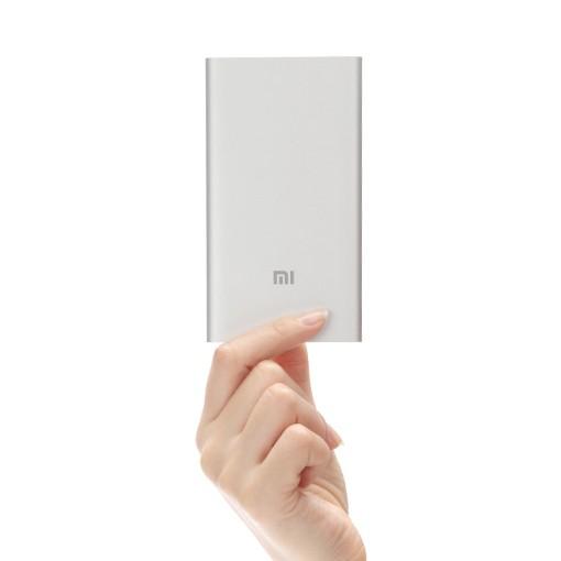Ультратонкий внешний аккумулятор Xiaomi Mi Power Bank 5000mAh (NDY-02-AM)