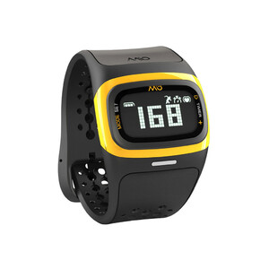Купить Часы-пульсометр Mio Alpha 2 Yellow
