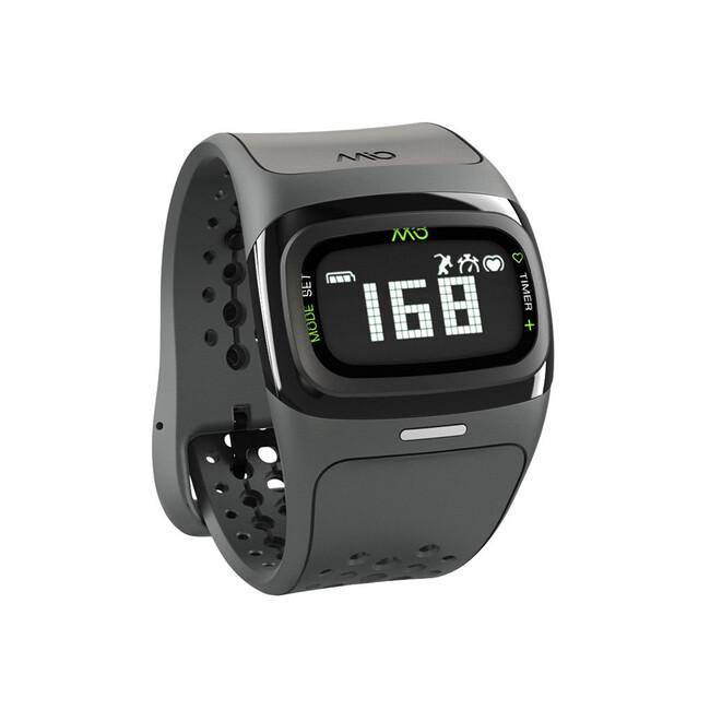 Часы-пульсометр Mio Alpha 2