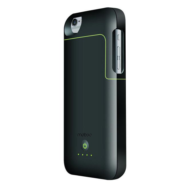 Чехол-аккумулятор Mobee Magic Case 6 с беспроводной зарядкой для iPhone 6/6s