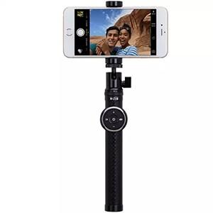 Купить Монопод Momax Selfie Pro 90cm Black + трипод