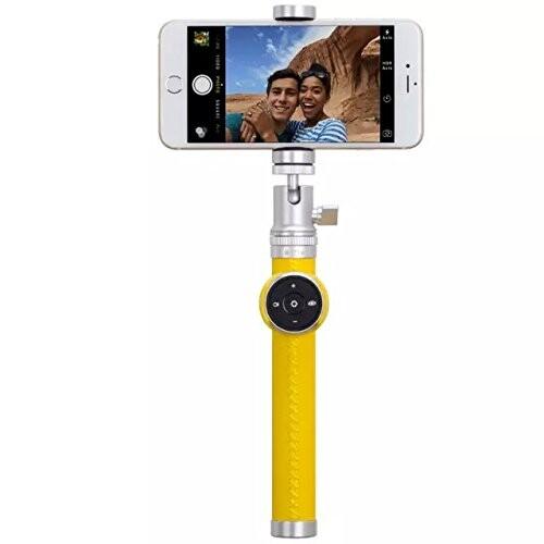 Монопод Momax Selfie Pro 90cm Silver + трипод