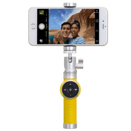 Монопод Momax Selfie Pro 50cm Silver + трипод
