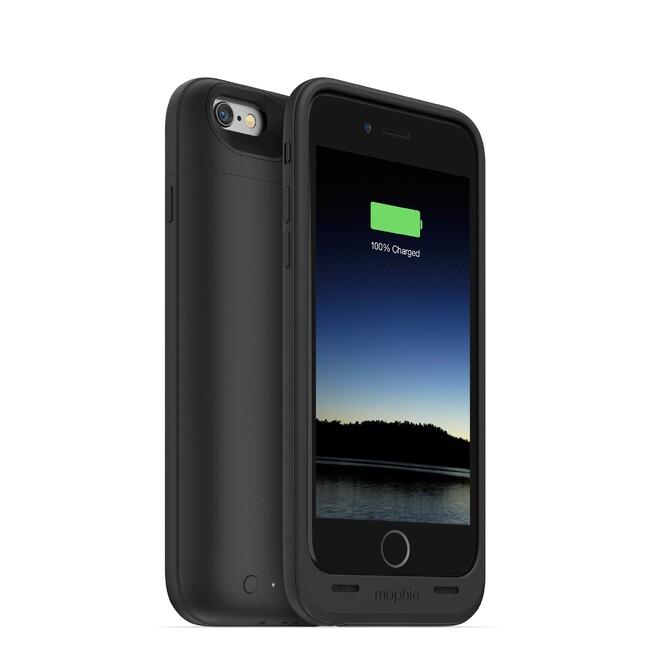 Чехол Mophie Juice Pack Air Black для iPhone 6/6s