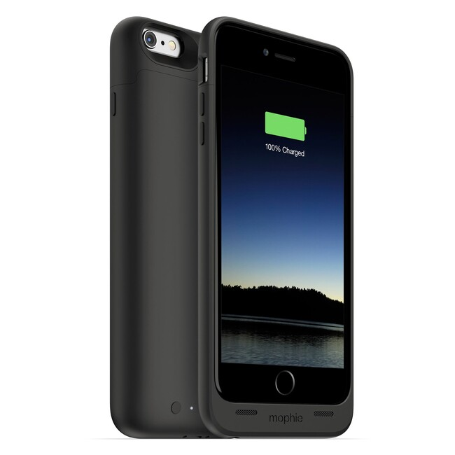 Чехол Mophie Juice Pack Black для iPhone 6/6s Plus