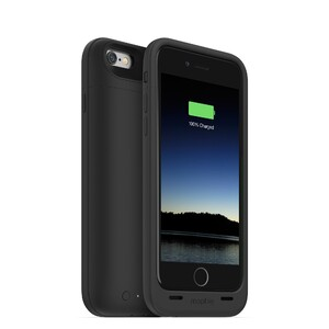 Купить Чехол Mophie Juice Pack Plus Black для iPhone 6/6s