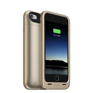 Купить Чехол Mophie Juice Pack Plus Gold для iPhone 6/6s