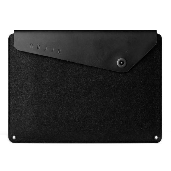 "Чехол MUJJO Sleeve Black для MacBook Pro 16""   Pro 15"" Retina   Pro 15"" (2016   2017   2018)"