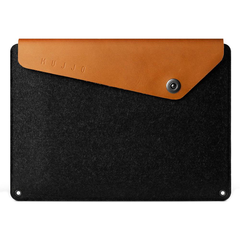 "Купить Чехол MUJJO Sleeve Tan для MacBook Pro 16"" | Pro 15"" Retina | Pro 15"" (2016 | 2017 | 2018)"