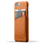 Чехол MUJJO Leather Wallet Case Tan для iPhone 6/6s