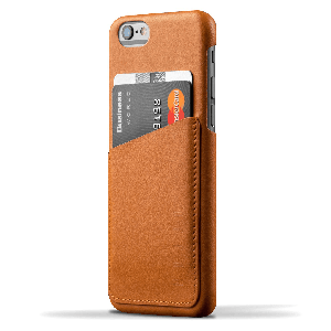 Купить Чехол MUJJO Leather Wallet Case Tan для iPhone 6/6s