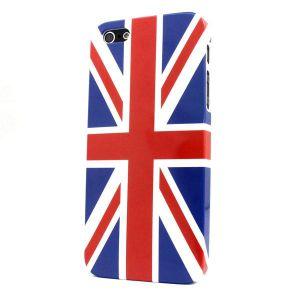 Купить Чехол Union Jack с флагом Великобритании для iPhone 5/5S/SE