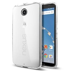 Купить Чехол Spigen Ultra Hybrid Crystal Clear для Motorola Nexus 6