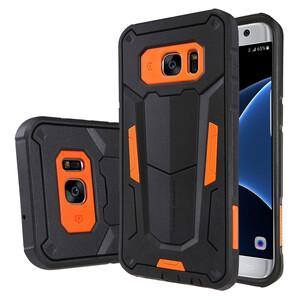 Купить Противоударный защитный чехол Nillkin Defender 2 Orange для Samsung Galaxy S7 edge
