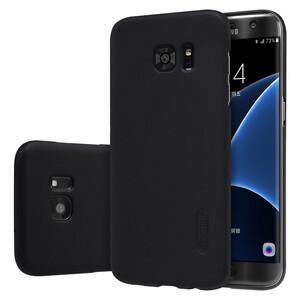 Купить Черный пластиковый чехол Nillkin Frosted Shield для Samsung Galaxy S7 edge