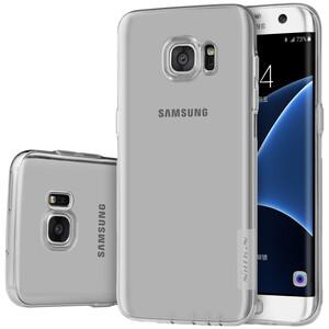 Купить Серый TPU чехол Nillkin Nature для Samsung Galaxy S7 edge