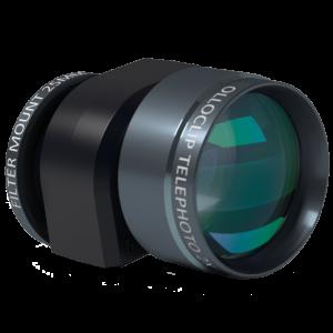 Купить Объектив Olloclip Telephoto + линза Circular Polarizing для iPhone 5/5S/SE