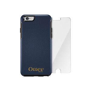Чехол Otterbox Symmetry Series Oceania + защитное стекло Alpha Glass для iPhone 6/6s
