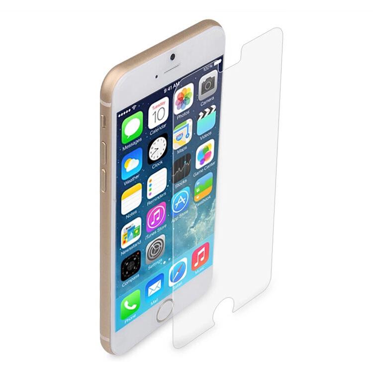 Защитное стекло oneLounge SilicolEdge 9H для iPhone 6 | 6s