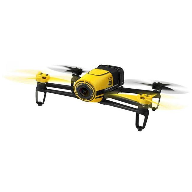 Квадрокоптер Parrot Bebop Yellow