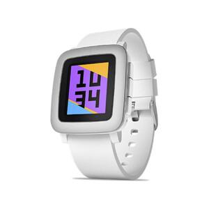 Умные часы Pebble Time White