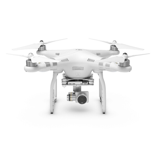 Квадрокоптер DJI Phantom 3 Advanced