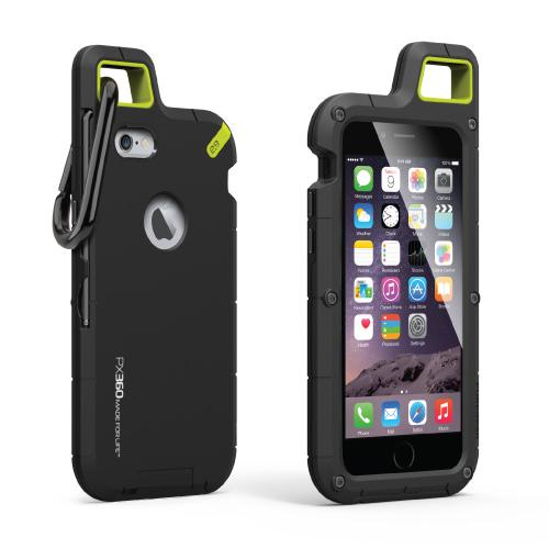 Чехол PureGear PX360 Matte Black для iPhone 6/6s