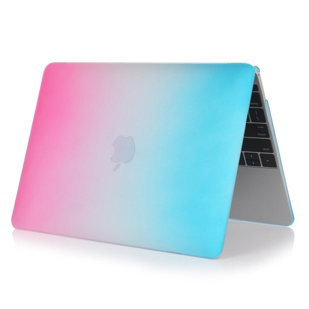 """Пластиковый чехол Rainbow для MacBook 12"""""""