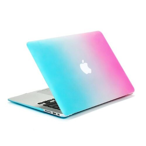 """Пластиковый чехол Rainbow для MacBook Air 11"""""""
