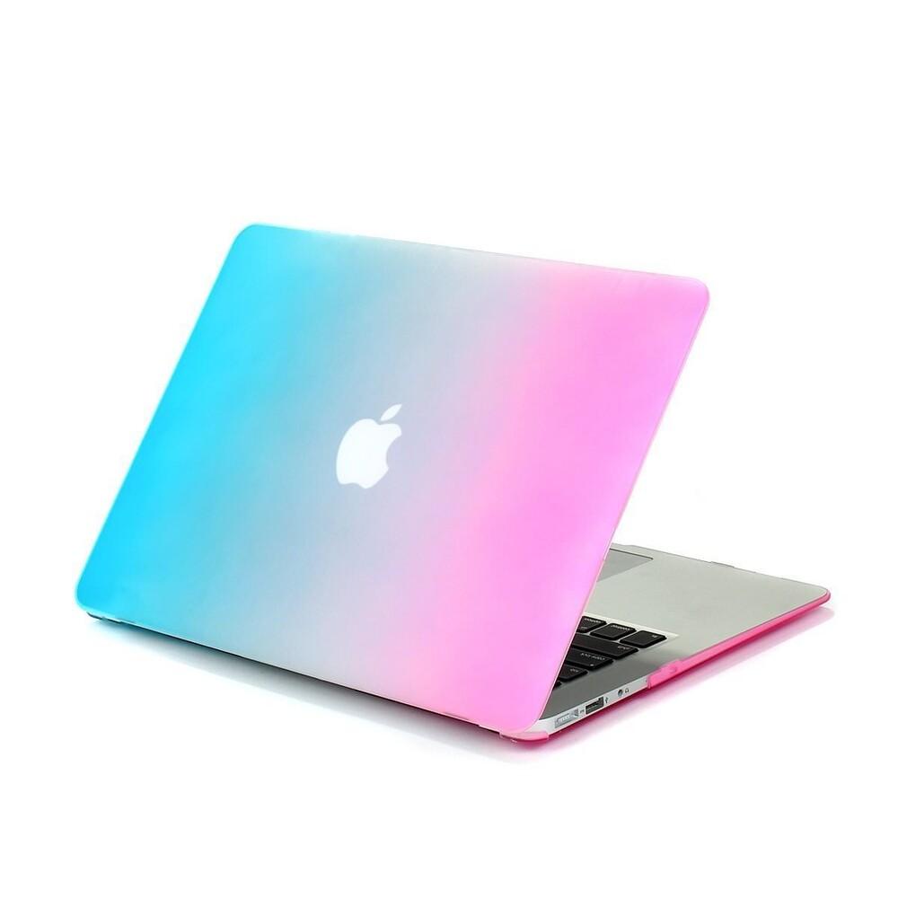 """Купить Пластиковый чехол oneLounge Rainbow для MacBook Air 13"""" (2008-2017)"""