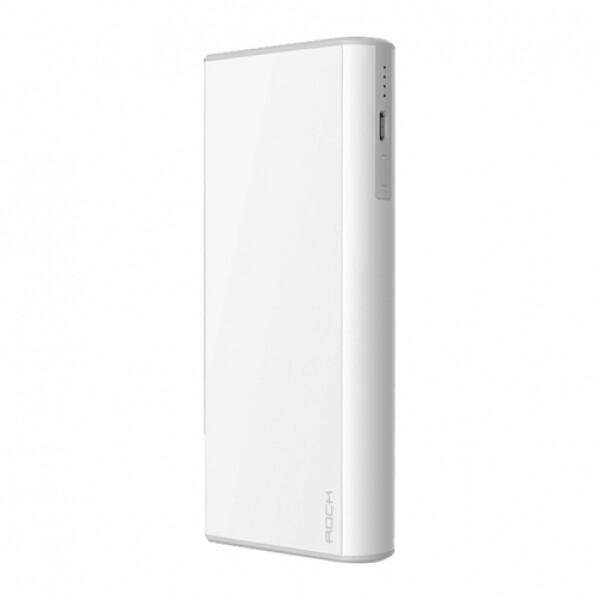 Внешний аккумулятор ROCK Cola Power Bank 10000mAh Белый