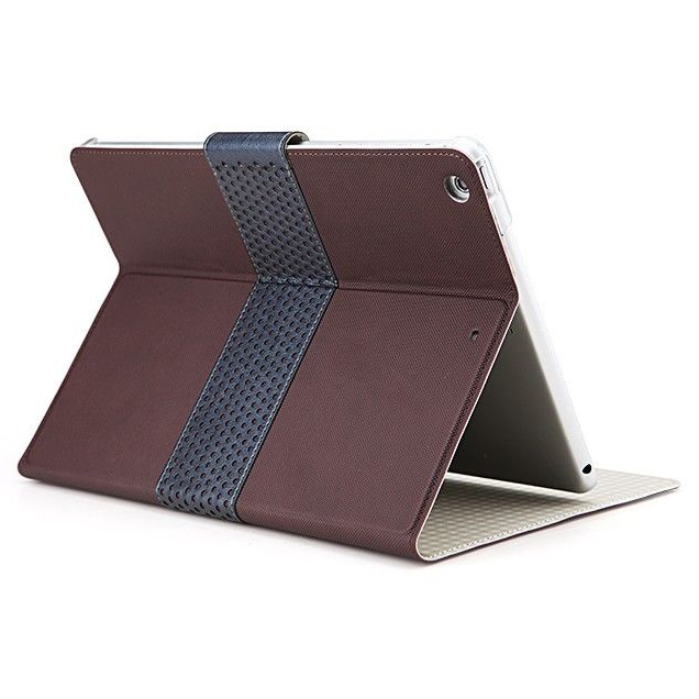 Чехол Rock Excel Brown для iPad Air