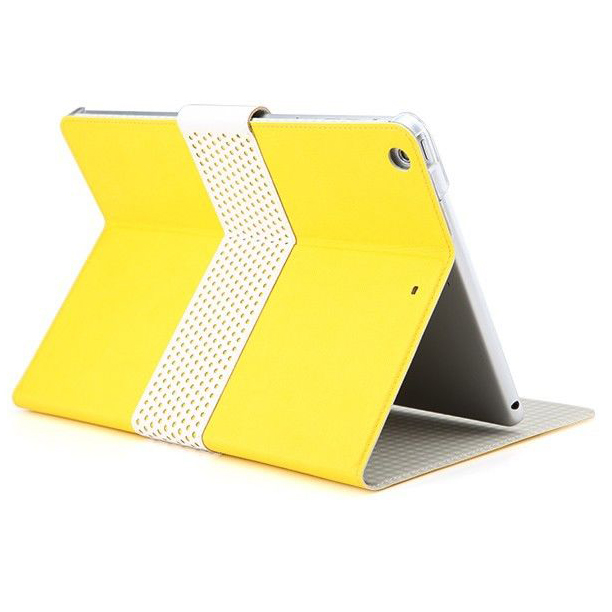Чехол Rock Excel Yellow для iPad Air