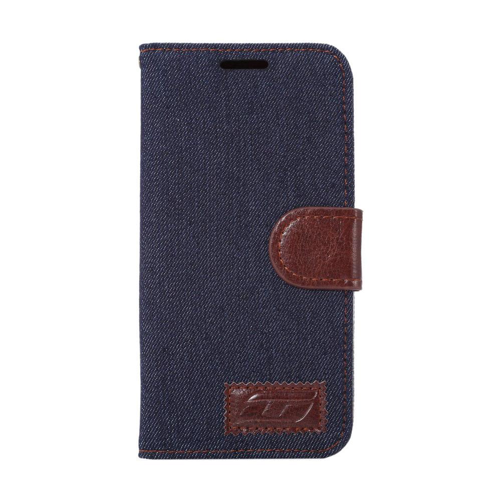 Купить Чехол-кошелек oneLounge S-Green Черный для Samsung Galaxy S7 edge