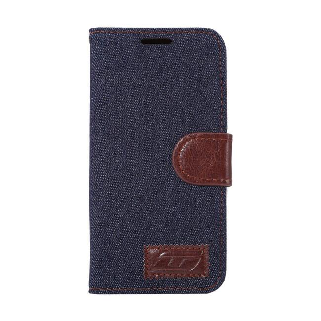 Чехол-кошелек S-Green Черный для Samsung Galaxy S7 edge