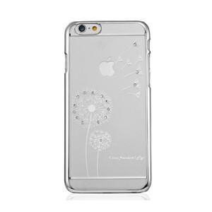 Купить Чехол SWAROVSKI Dandelion Clear Silver для iPhone 6 Plus/6s Plus