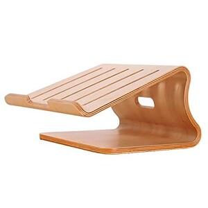 Купить Деревянная подставка SAMDI Lapdesk Birch для MacBook/NoteBook