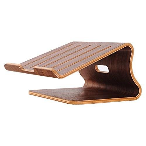 Купить Деревянная подставка SAMDI Lapdesk Walnut для MacBook | NoteBook