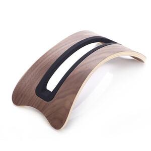 """Купить Деревянная подставка SAMDI Vertical Walnut для MacBook Air/Pro 11""""-15"""""""