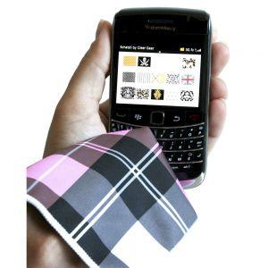 Купить Салфетка Schatzii Smart Cloth Breakfast Club для очистки экрана