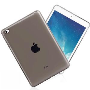 Купить Прозрачный TPU чехол Silicol Black для iPad mini 4