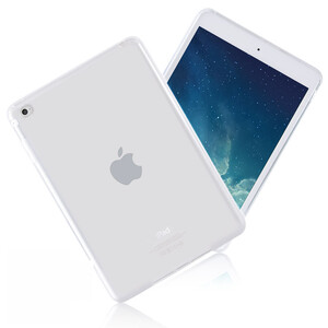 Прозрачный TPU чехол Silicol Clear для iPad mini 4