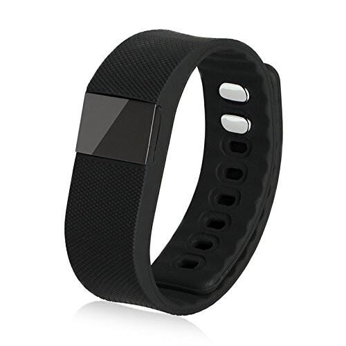Фитнес-браслет TW64 Black для iOS/Android
