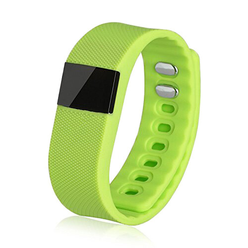 Фитнес-браслет TW64 Green для iOS/Android