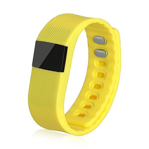 Фитнес-браслет TW64 Yellow для iOS/Android